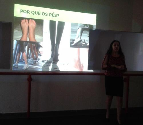 Workshop de podologia